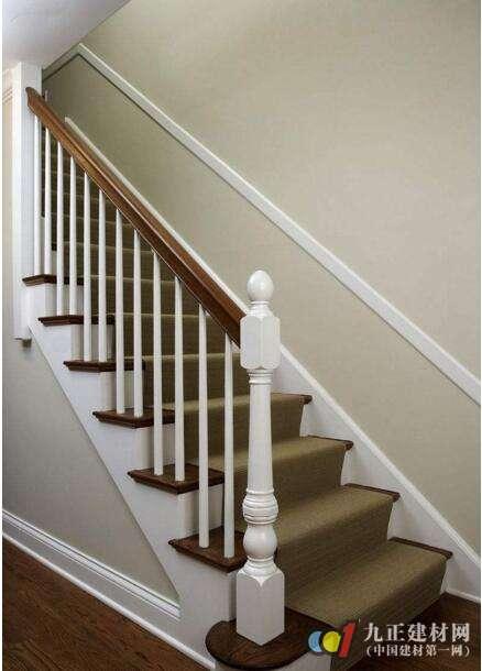 内楼梯扶手效果图1