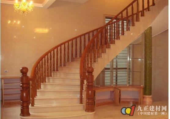 内楼梯扶手效果图3