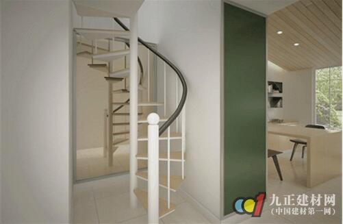 阁楼楼梯口装修效果图3