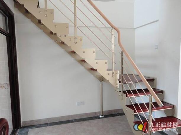 钢木楼梯扶手