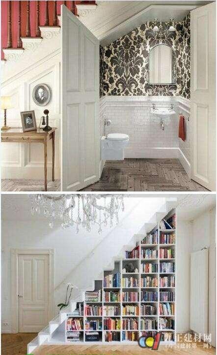 阁楼楼梯装修设计效果图欣赏