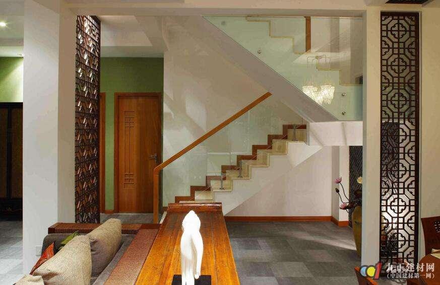 玻璃楼梯图集5