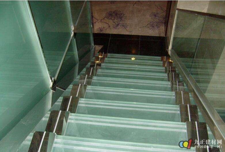 玻璃楼梯图集7