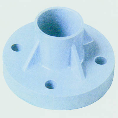 给水用PVC管材 法兰接头