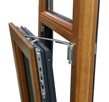 美驰门窗 名邸尊享--70木包铝系列