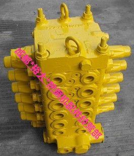 小松pc200-7挖掘机 分配器