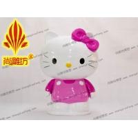 中国名牌玻璃钢雕塑尚雕坊现货供应HelloKitty凯蒂猫可