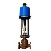 原装进口电动单座调节阀、(型号、参数 报价、规格)