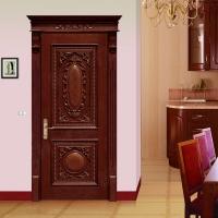 【山东新美华】实木复合门 实木门 室内装修门
