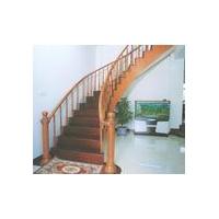 工艺木楼梯