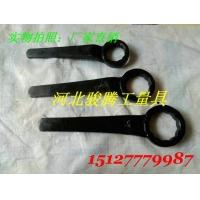 供应直柄梅花扳手优质钢材产品质量