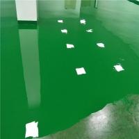 环氧树脂自流平地坪漆材料施工