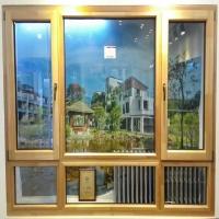 春秋门窗铝包木门窗