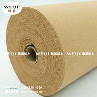 唯基软木板卷材软木板照片墙软木板展示板