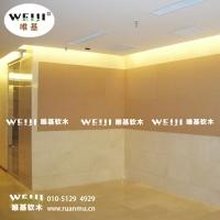 软木板制作软木公告栏软木企业文化墙北京软木墙板安装