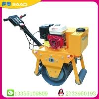 钢轮 小型单轮压路机  单钢轮振动压路机