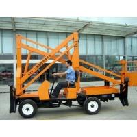曲臂式升降机、曲臂式升降平台、车载式升降机、高空作业平台