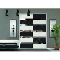 南京衣柜门-滑动门之家-简易拼板系列