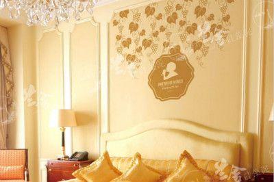 武汉硅藻泥|欧式装修风格之壁纸花