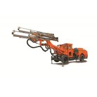 煤矿井下钻机DW2-45轮胎式双臂液压凿岩台车