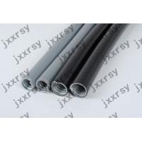 低烟无卤平包塑金属软管