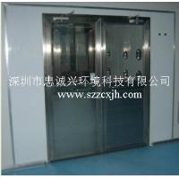 双人双吹风淋室,风淋室价格,风淋室厂家,广州风淋室