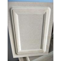 橱柜门板雕刻专用密度板单面暖白