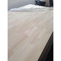 进口橡胶木指接板进口橡胶木拼板