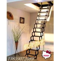 上海阁楼楼梯的优势、伸缩楼梯的结构