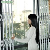 上海绿娃防盗门窗