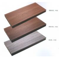 二代共挤塑木地板,不褪色不风化的塑木地板UH02,138*2