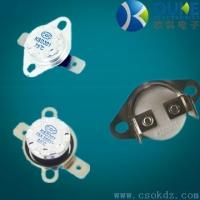 面包机温控开关KSD301固定环弯角温控器