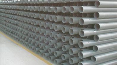 pvc2寸半给水管生产