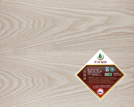 板材品牌华翔板材生态板深浮雕水曲柳