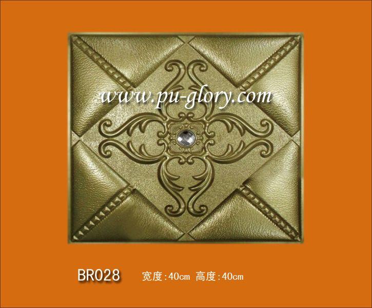 pu軟包背景墻--pu建材/pu線條/pu線板/非石膏