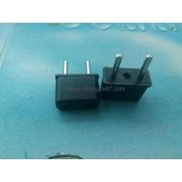 智利转欧规转换插座 两圆插头 美规标准插座转换器