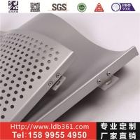 佛山旭鑫铝单板 购物中心造型铝单板 雕花铝单板
