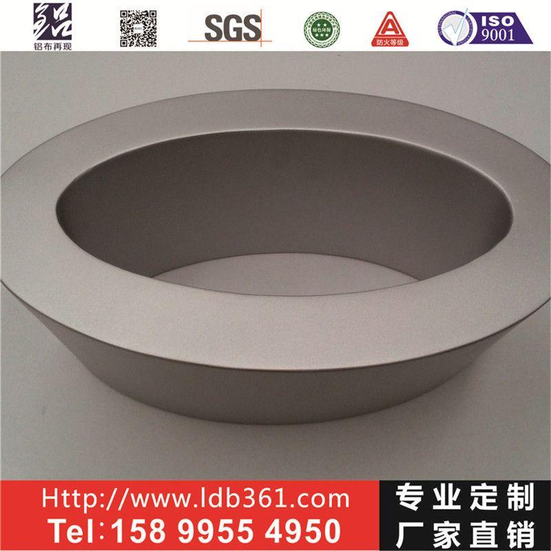 旭鑫铝单板 展览馆外墙专用铝单板 造型铝单板