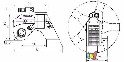 凸轮轴的常见故障包括异常磨损、异响以及断裂,异响和断裂发生之前往往先出现异常磨损的症状。 (1)凸轮轴几乎位于发动机润滑系统的末端,因此润滑状况不容乐观。如果机油泵因为使用时间过长等原因出现供油压力不足,或润滑油道堵塞造成润滑油无法到达凸轮轴,或轴承盖紧固螺栓拧紧力矩过大造成润滑油无法进入凸轮轴间隙,均会造成凸轮轴的异常磨损。 (2)凸轮轴的异常磨损会导致凸轮轴与轴承座之间的间隙增大,凸轮轴运动时会发生轴向位移,从而产生异响。异常磨损还会导致驱动凸轮与液压挺杆之间的间隙增大,凸轮与液压挺杆结合时会发生撞击