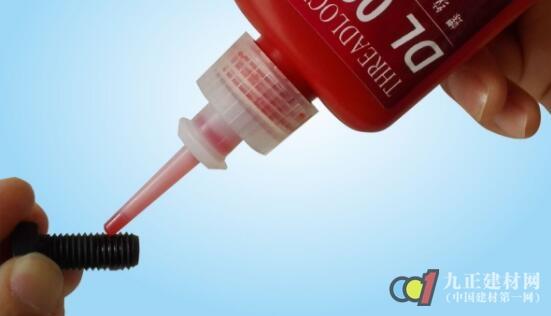 牌照螺丝生锈螺丝胶物理特性与使用方法 胶作用