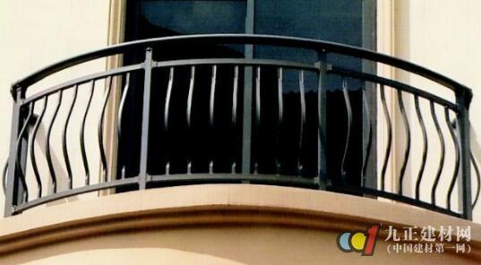 阳台护栏效果图