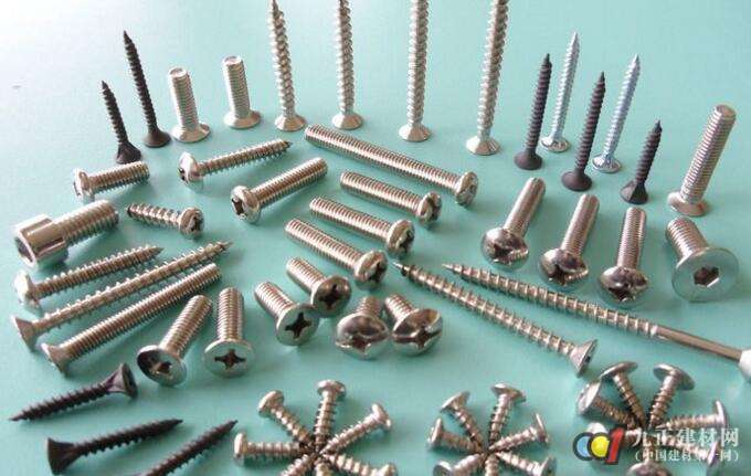 牌照螺丝冒螺丝常见材质有哪些?普通螺纹介绍