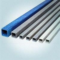 優質玻璃鋼方管/玻璃鋼型材/玻璃鋼圓管/拉擠方管