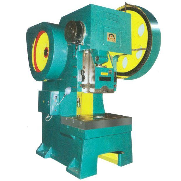 传统冲床后背轮开式固定台机械压力机