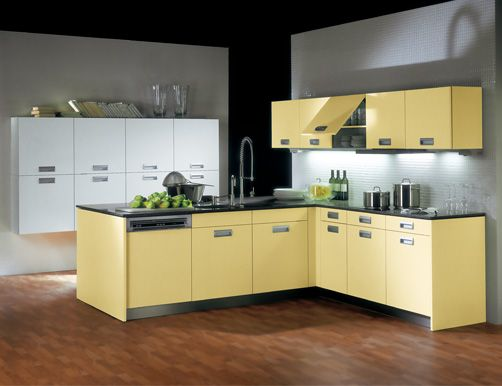 厨房大理石台面橱柜