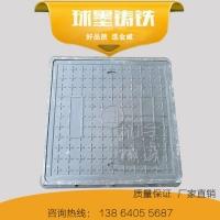 生产优质树脂方形复合井盖电力检查雨污水井下水井圆700新品可