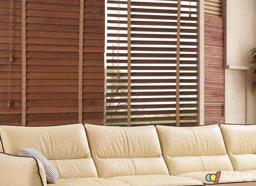 竹窗帘装修效果图欣赏