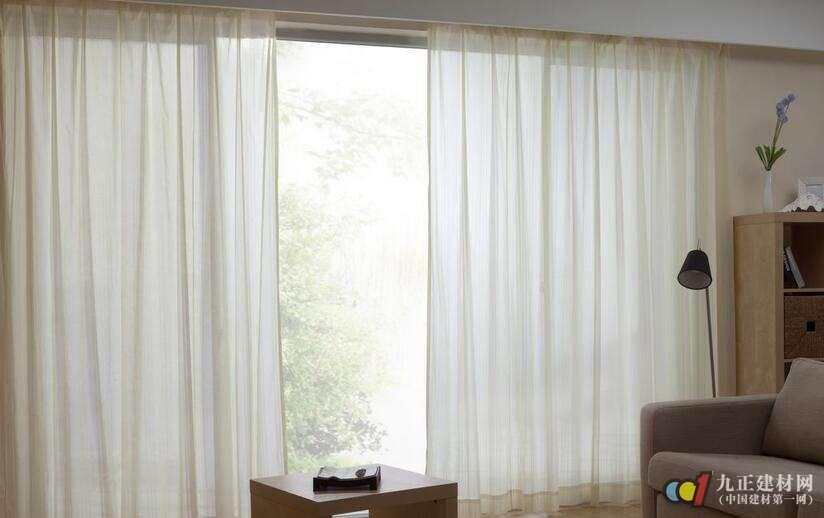 窗帘效果图