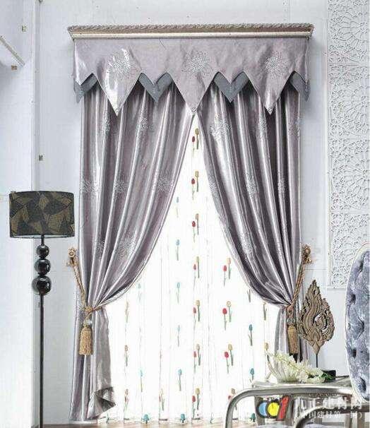 窗帘效果图3