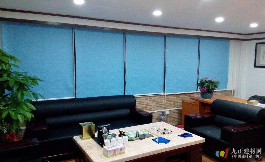 办公室窗帘图片1